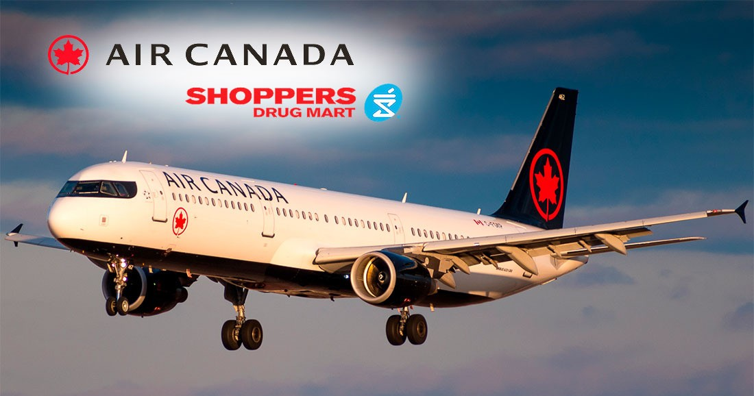 Air Canadá - Shoppers Drug Mart